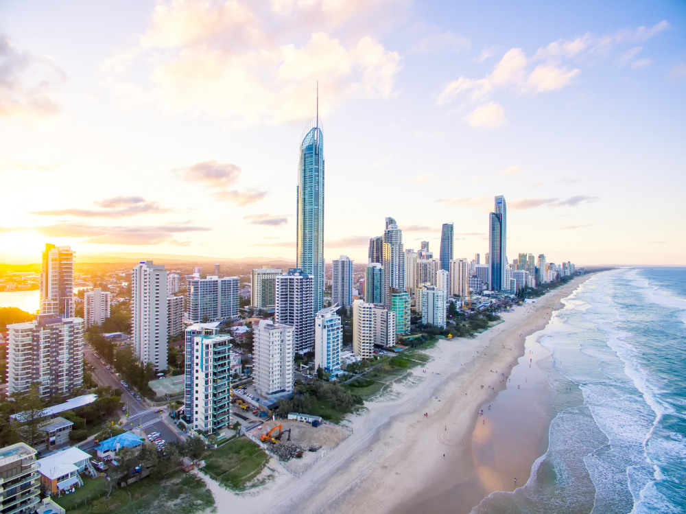 Tallest residential building in Australia