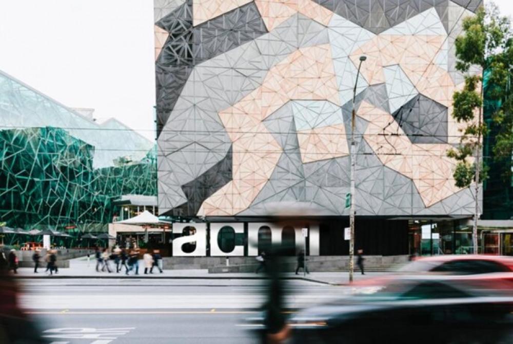 15 mins walk to ACMI