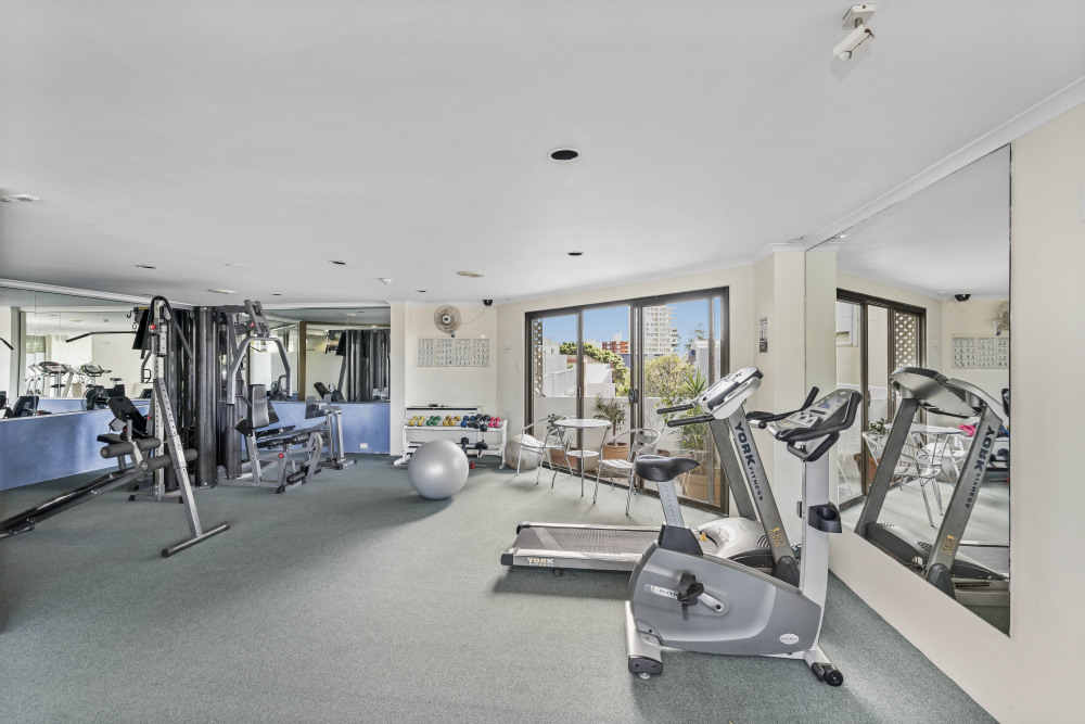 Communal Area/Fitness Centre