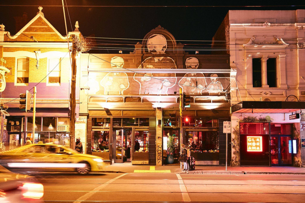 Collingwood/Fitzroy eateries and bars just around the corner