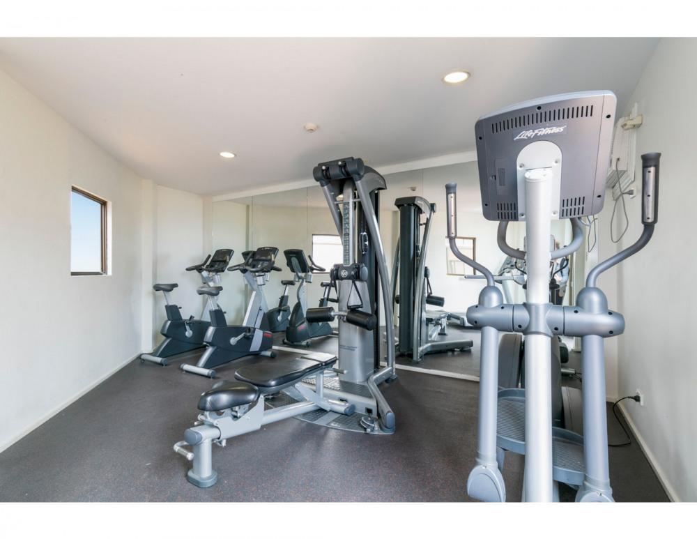 Fitness Centre/Communal