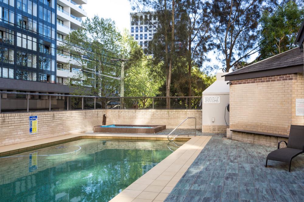 Communal Area/Pool