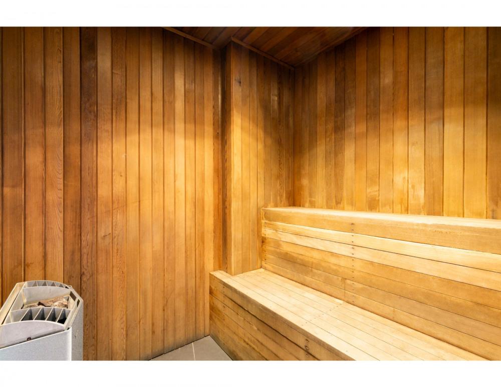 Sauna/Communal