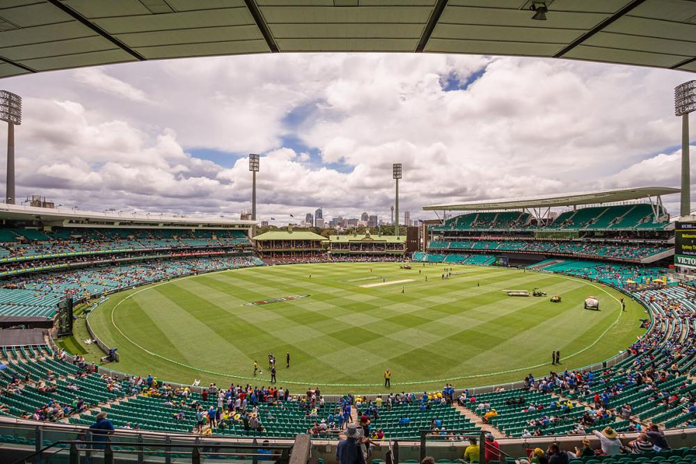 5 mins drive to Sydney Cricket Ground