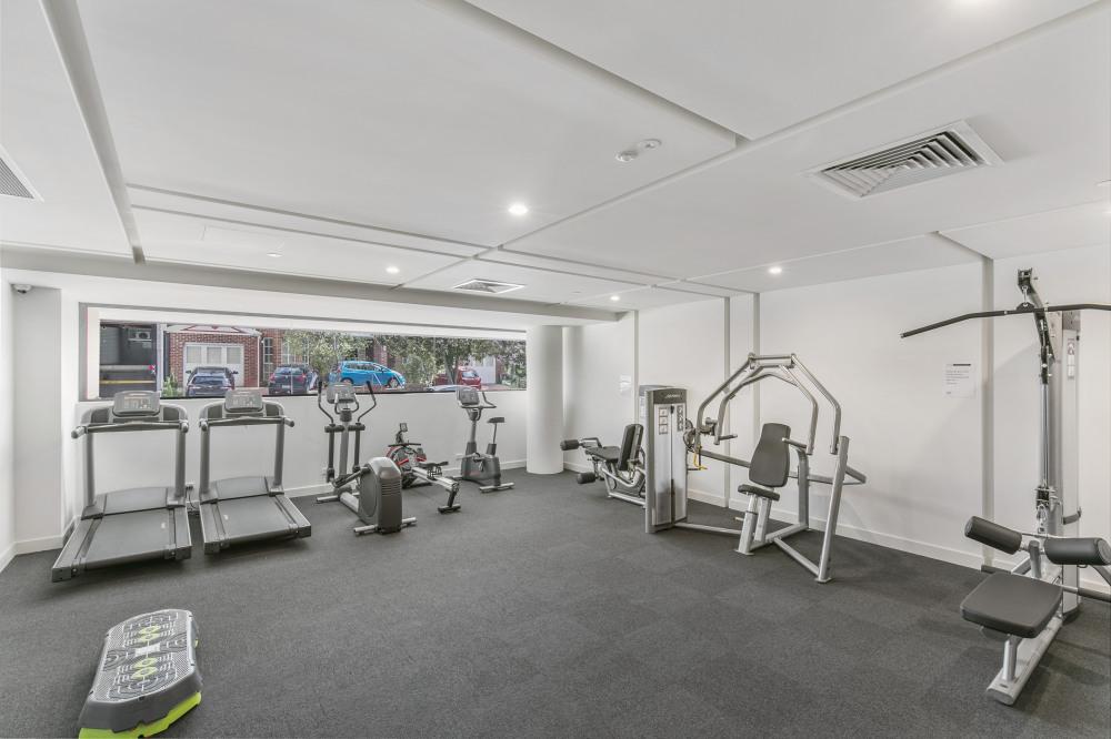 Fitness Centre/Communal Area